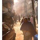 ' Kathmandu ' by Mat Moore