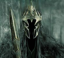 The Lord of the Rings - Nazgul by ghoststorm