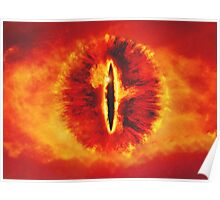 The Lord of the Rings - Sauron's eye Poster