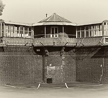 Old Geelong Jail 1 by Hans Kawitzki