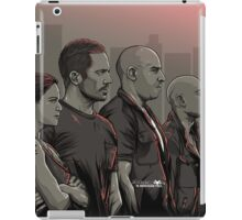 Ride or Die, remember? iPad Case/Skin