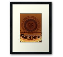 Theatre Ceiling Framed Print