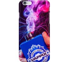 HandCheck Vapor Flare iPhone Case/Skin