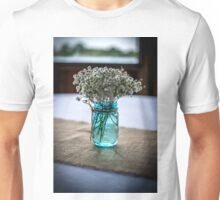Jar of Flowers Unisex T-Shirt