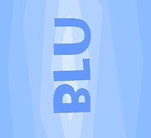 Simply BLU  by ToastyFeet
