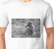 Young Baboon Unisex T-Shirt