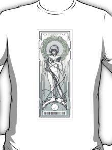 Major Motoko Kusanagi – Ghost in the Shell  T-Shirt