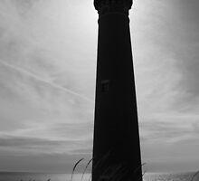 Little Sable Point Light, Due West by Chris Coates