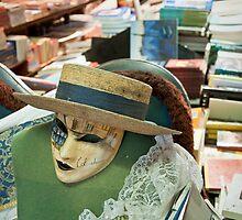 Bookshop by David Bradbury