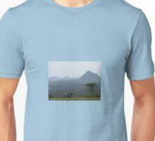 GLASS HOUSE MOUNTAINS QLD Unisex T-Shirt