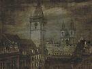 Faded Memories-Prague by Jeff Clark