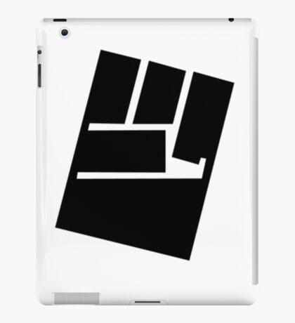 Black Rock Shooter Strength Icon iPad Case/Skin
