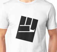 Black Rock Shooter Strength Icon Unisex T-Shirt