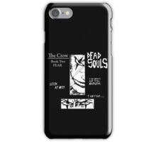 the crow jo barr iPhone Case/Skin