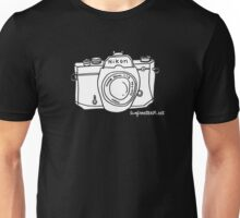 first passion (black) Unisex T-Shirt