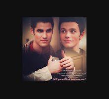 Glee: Will You Still Love Me Tomorrow?  Unisex T-Shirt