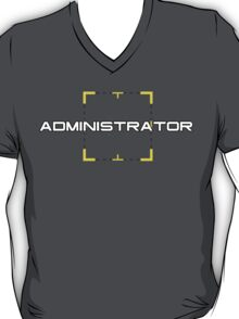 Person of Interest - Administrator T-Shirt