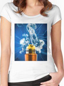 BeyondVape Orion RDA Vapor 1 Women's Fitted Scoop T-Shirt