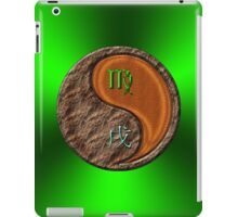 Virgo & Dog Yang Wood iPad Case/Skin