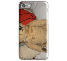 Sebastian - Vintage Teddy Bear iPhone Case/Skin