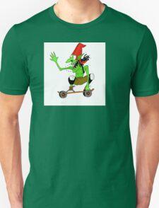Dread goblin skater Unisex T-Shirt