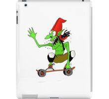 Dread goblin skater iPad Case/Skin