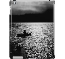 Bantam Lake Evening iPad Case/Skin
