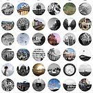 UK & Europe Snapshots by geeksweetie