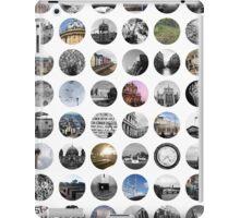 UK & Europe Snapshots iPad Case/Skin