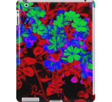 Martian Shamrocks iPad Case/Skin