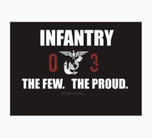 Infantry- The Few The Proud by milpriority