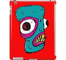 Creepy Guy iPad Case/Skin