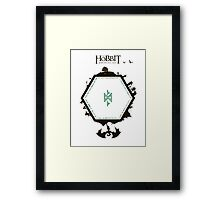 The Hobbits Framed Print
