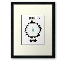 The Hobbits Framed Print