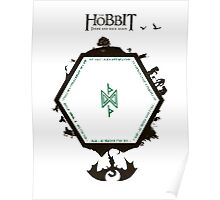 The Hobbits Poster