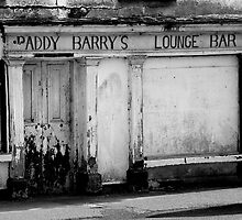Paddy Barry's Lounge Bar by cherryannette