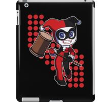 H A R L E Y Q U I N N iPad Case/Skin