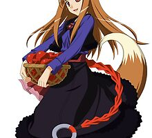 Holo - Spice and Wolf by Skyforce99