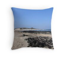 From Islestone to Harkness Throw Pillow