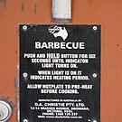 Barbecue in Australia  by krugi