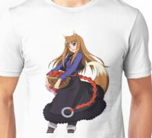 Holo - Spice and Wolf Unisex T-Shirt