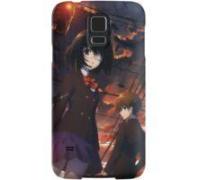 Another Anime Samsung Case Samsung Galaxy Case/Skin