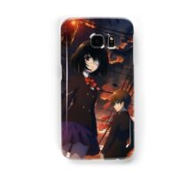 Another Anime Samsung Case Samsung Galaxy Case/Skin