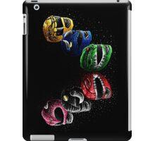Mighty Morphin Power Rangers iPad Case/Skin