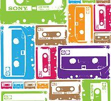 Cassette by krugi