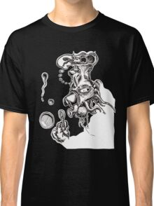 Some surreal bullshit with bubbles Classic T-Shirt