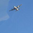 US Coast Guard Plane by paulwhiteuvme