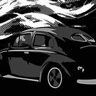 Cal Beetle by 862design