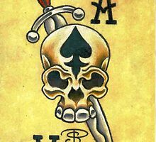 Ace of Spades by Patrick Sellers