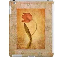 The Tulip iPad Case/Skin